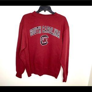 < Champion South Carolina Gamecocks Sweatshirt >